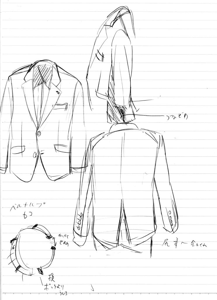 スーツ雑多